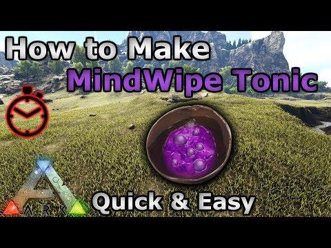 Mindwipe Tonic - Official ARK: Survival Evolved Wiki