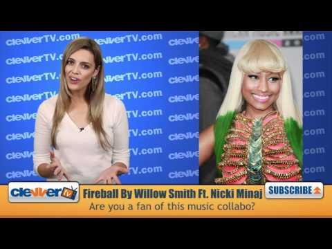 'Fireball' By Willow Smith Ft. Nicki Minaj -- World Premiere