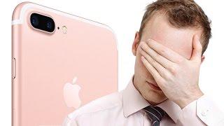 Le problème avec l'iPhone 7