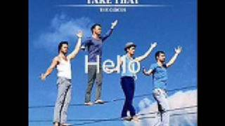 Watch Take That Hello video