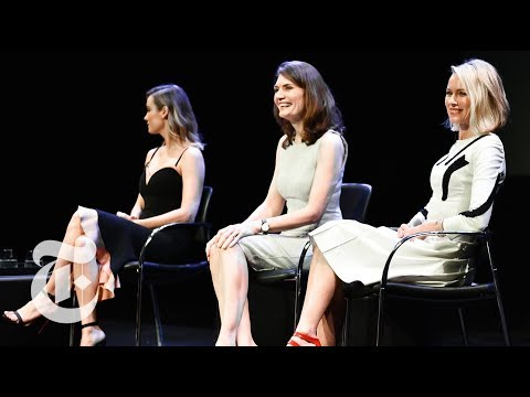 ScreenTimes: The Glass Castle Q&A with Naomi Watts, Brie Larson, and Jeanette Walls
