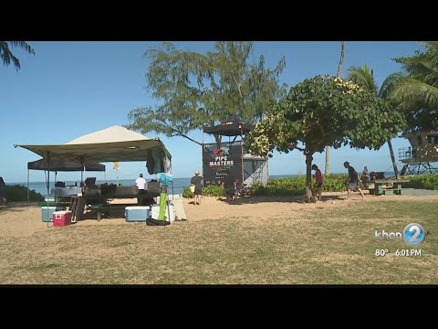WSL suspends Billabong Pipe Masters competition due to coronavirus outbreak