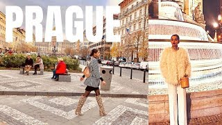 TRAVEL WITH ME TO PRAGUE   REJIO JET   OLD TOWN SQUARE 