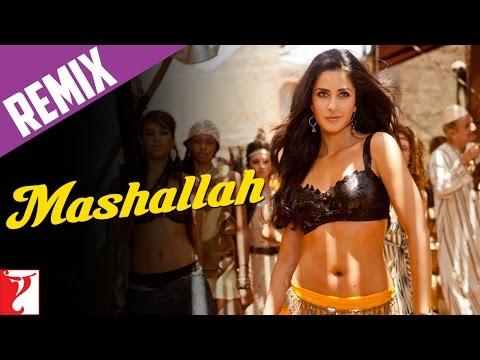 Remix: Mashallah Song   Ek Tha Tiger   Salman Khan   Katrina Kaif