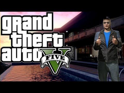 GTA 5 | How To Get Franklin's New House