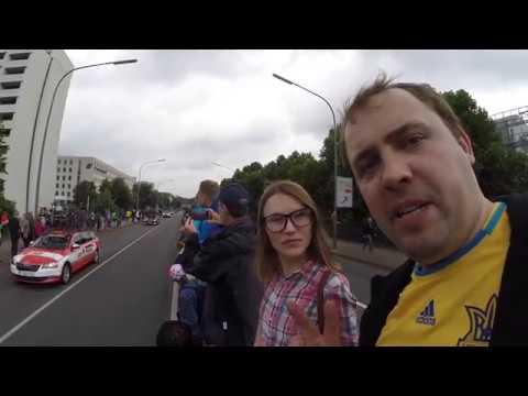 Eurotrip 2017: Tour de France 2017, Dusseldorf