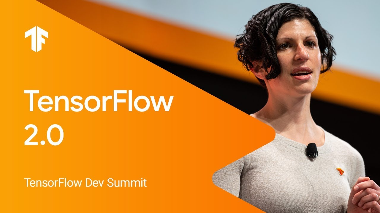 Introducing TensorFlow 2 0 and its high-level APIs (TF Dev Summit '19)