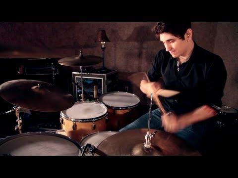 Daft Punk - Giorgio by Moroder - David Cannava drum cover