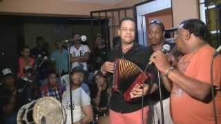 Cuarteto En Cacique Moncion 2015)narciso y chiqui rodriguez