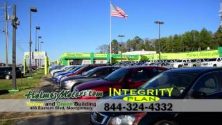 Youtube for Holmes motor in montgomery al