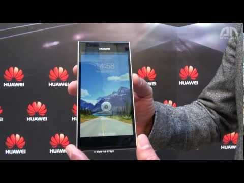 Huawei Ascend P2 - Hands-On - androidnext.de