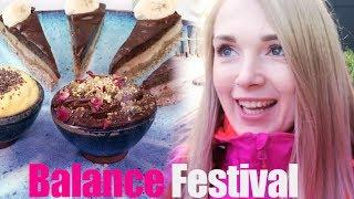 Влог активные выходные в Лондоне. Balance Festival и цветочный рынок