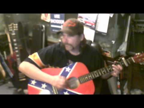 rock bottom blues-kid rock cover