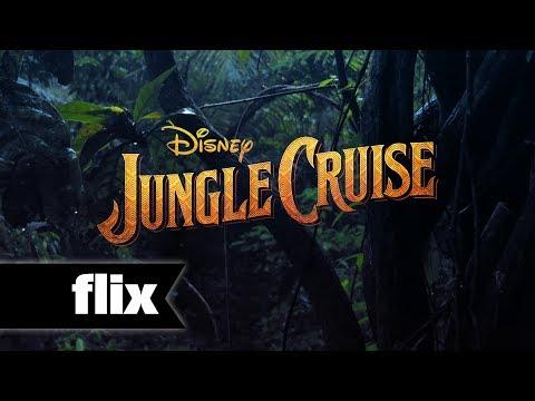 Disney Jungle Cruise - First Look (2019)