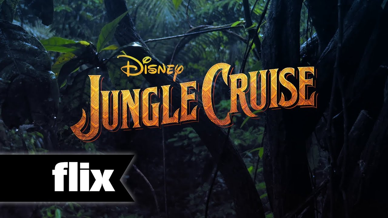 2020 Movie Posters: Disney Jungle Cruise - First Look (2020)