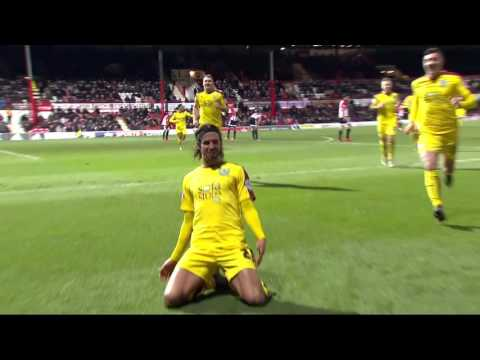 FOOTBALL LEAGUE HIGHLIGHTS | Brentford v Burnley