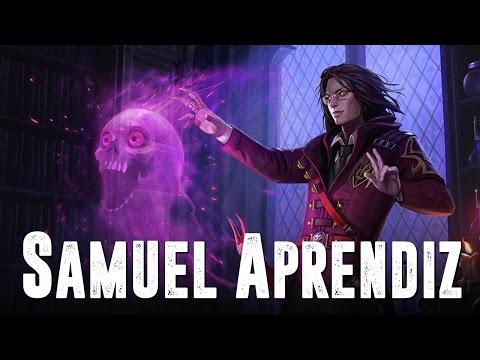 Samuel Aprendiz ( y manco! )   Vainglory