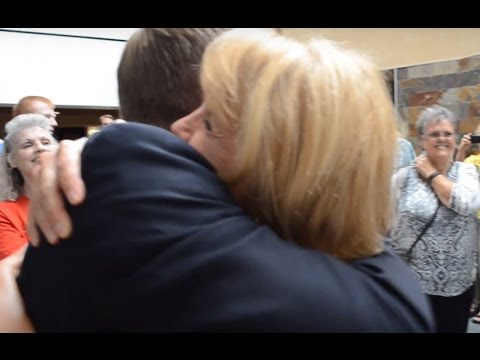 LDS Missionary Homecoming - Elder Sainsbury's Best Two Years