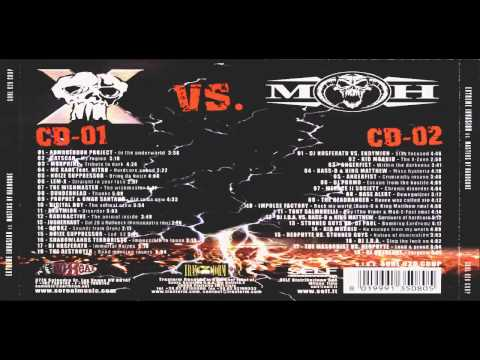 VA - Extreme Invasion vs. Masters Of Hardcore (2002) +2CD's + TRACKLIST