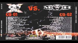 VA - Extreme Invasion vs. Masters Of Hardcore (2002) +2CD