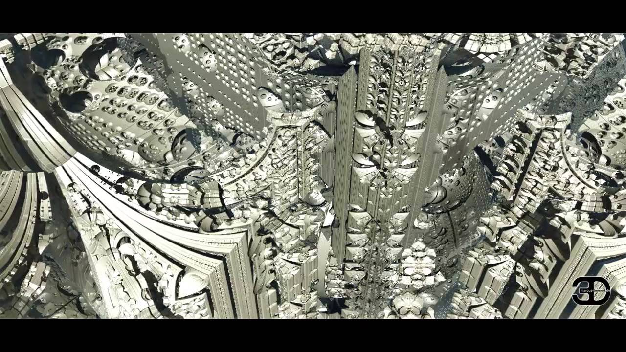 Mandelbulber 3D Animation // Project Hypercube