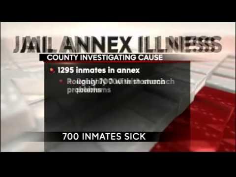 700 Jail Annex Inmates Sick Family Members Respond Youtube