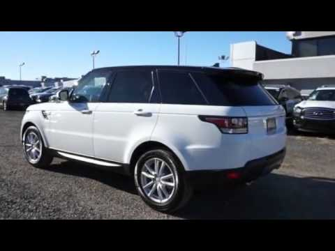 2016 range rover sport se l16519 edison nj youtube. Black Bedroom Furniture Sets. Home Design Ideas
