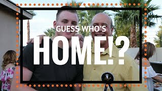 GAGE IS HOME!! | SURPRSING OUR FAMILY | GOOD TO BE BACK