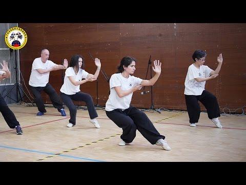 France Shaolin Club au Forum des Associations de Paris 4ème, le 17 septembre 2016