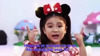 Lagu Anak Sekolah Minggu Happy Ya Ya Ya