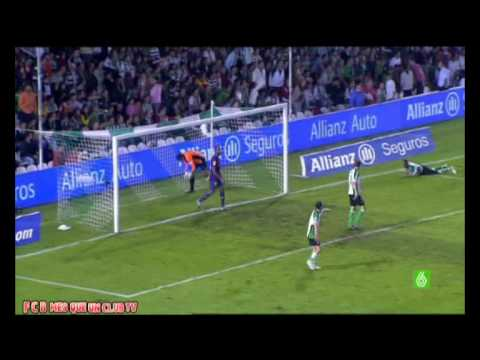 Racing Santander Vs F.C Barcelona 1-4 Amplio Resumen (22/09/09) HQ