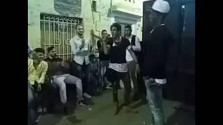 مهرجان الهلي بلي المدفعجية جامد فشخ 2017 \\ رقص صالح فوكس وخضر المجنون