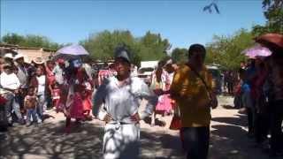 Ejido Ignacio Zaragoza, Viesca, Coah  Danza de La Gilita