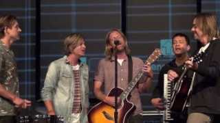 Switchfoot: Needle and Haystack (Sound Check- St. Paul, MN- 9/22/13)