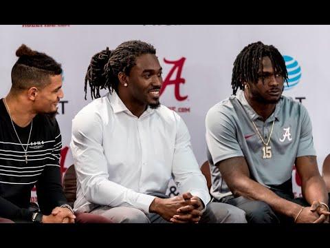 Alabama announces departing juniors for NFL draft