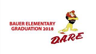 2018 LaVeta Bauer Elementary D.A.R.E. Graduation Ceremony