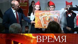 Хроника предвыборной кампании: до Дня голосования в России осталось пять недель.