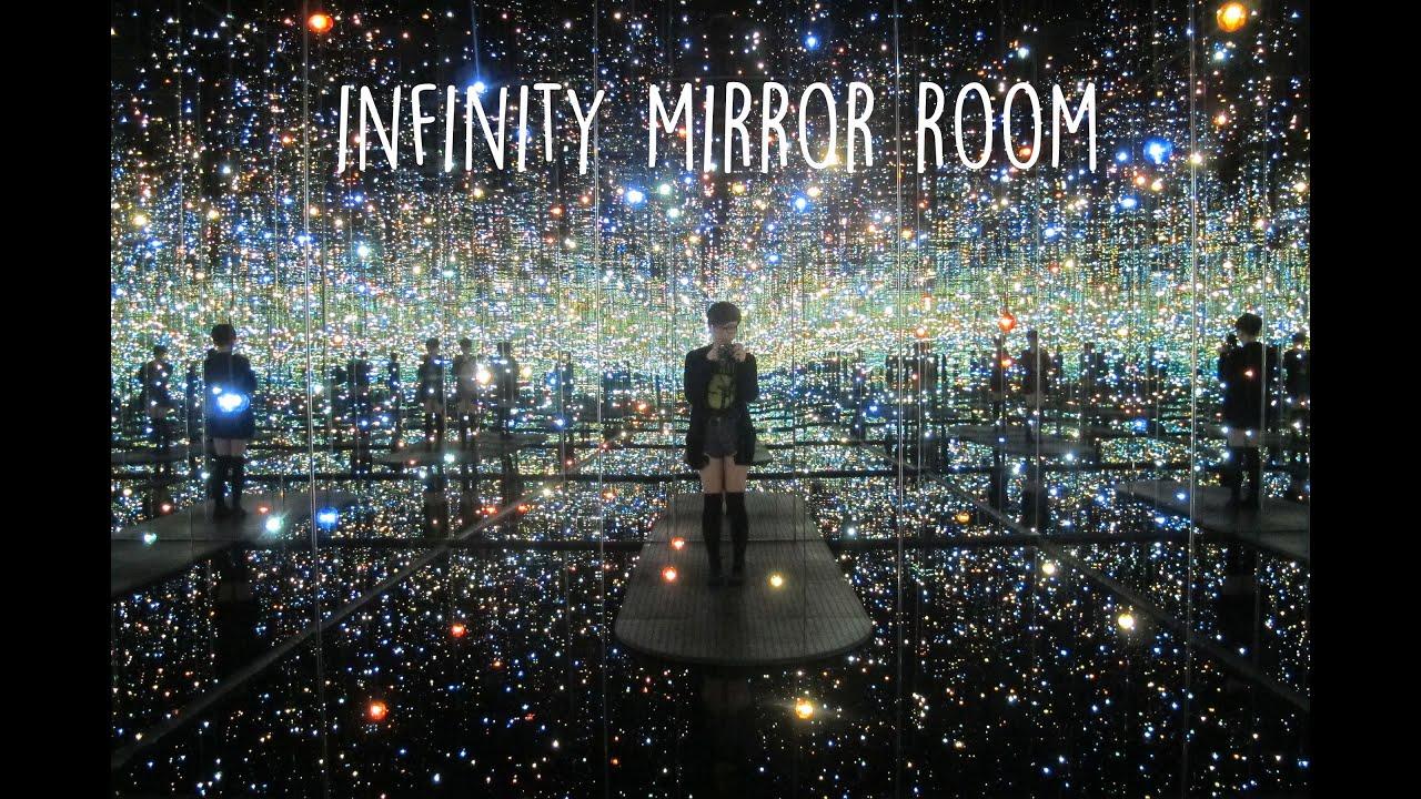 Αποτέλεσμα εικόνας για «Infinity Mirror Rooms»
