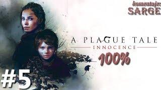 Zagrajmy w A Plague Tale: Innocence PL (100%) odc. 5 - Farma Laurentiusa