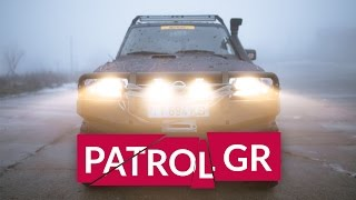 Fail Drivers - Nissan Patrol GR Y61 - Review (OFF ROAD)