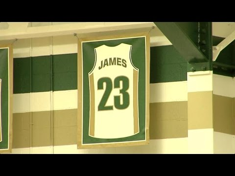Lebron James Arena - St. Vincent-St. Mary (OH)