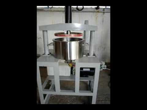 Archem Press For Ross 4 Gallon Mixers -   Model: DS-4 Gallon