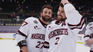 Massachusetts Hockey 2021 National Championship Cinematic