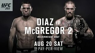 Conor McGregor Nate Diaz UFC 202 Fight Was Infinitely Better than Mayweather Pacquiao