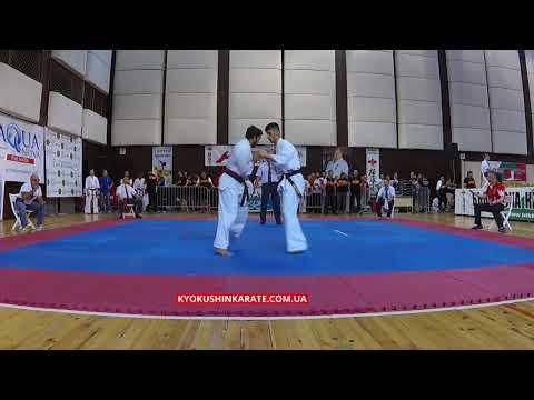 -70, 1/16 Muhammed Cetin (Turkey) - Tom Soulliere (France, aka)  - The 32nd European Championship