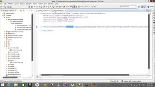 Free Android Application Development Tutorial 07 - Button Click Listener in Android