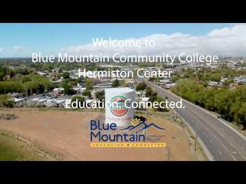 Blue Mountain Community College Virtual Campus Tour - Hermiston Center