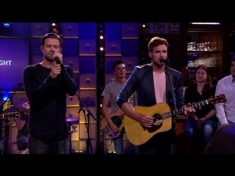 Nick & Simon - Welkom - RTL LATE NIGHT