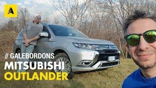 Mitsubishi Outlander PHEV | Ibrido e fuoristrada? Si può! Si può?
