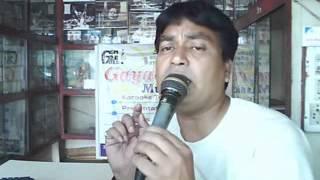 Mera chand mujhe aaya hai nazar=Sachin Voice Live..6-5-13.